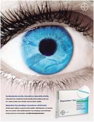 Wellness silmä
