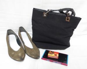 Käsilaukku kengät Vaula 1995
