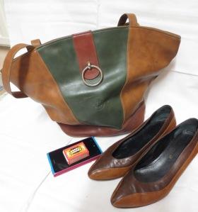 Käsilaukku kengät Vaula 1994