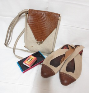 Käsilaukku kengät Vaula 1998