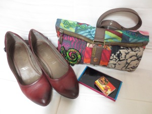 Käsilaukku kengät Vaula 2012