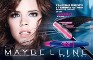 look 4 maybelline